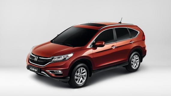 Novo Honda CRV 2017 Preço