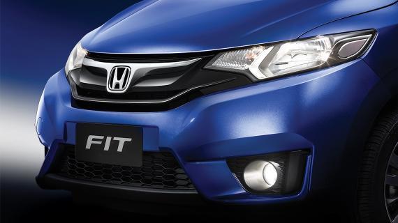 Novo Honda Fit 2017 - Ficha Técnica