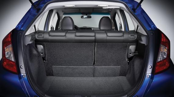 Honda Fit 2017 - porta malas