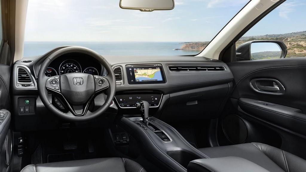 Honda HR-V EX 2017 - interior
