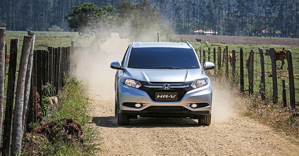 Novo Honda HRV 2017 - Avaliação Completa