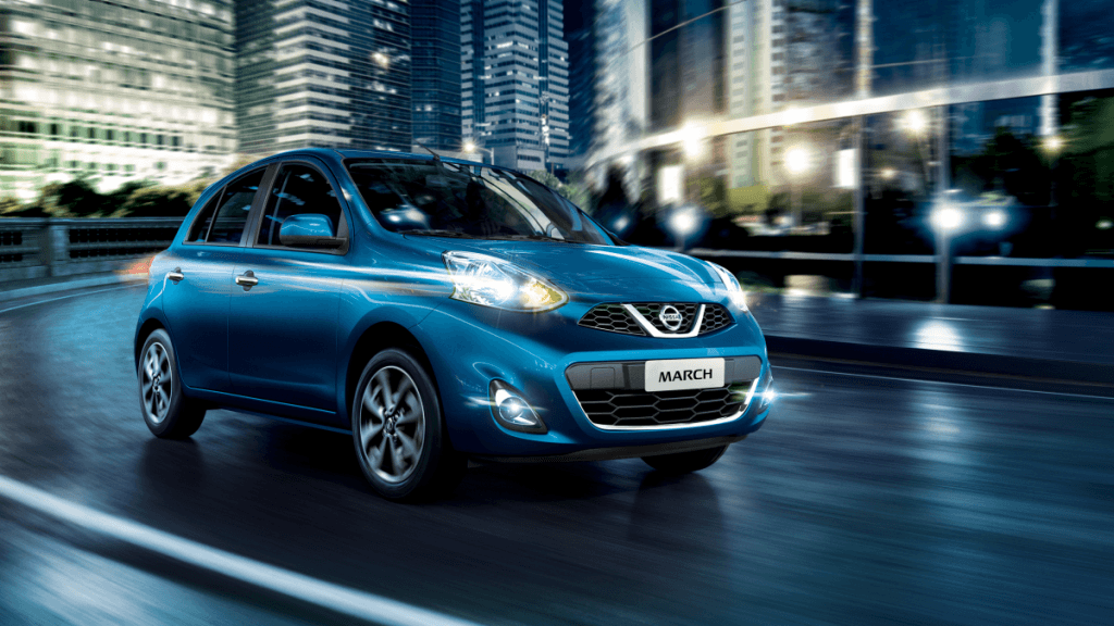 Novo Nissan March 2017 - Preço