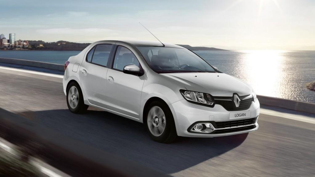 Novo Renault Logan 2017 - Ficha Técnica