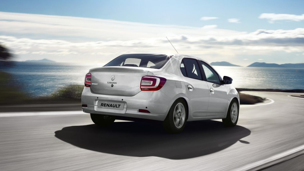 Renault Logan 2017 - Consumo