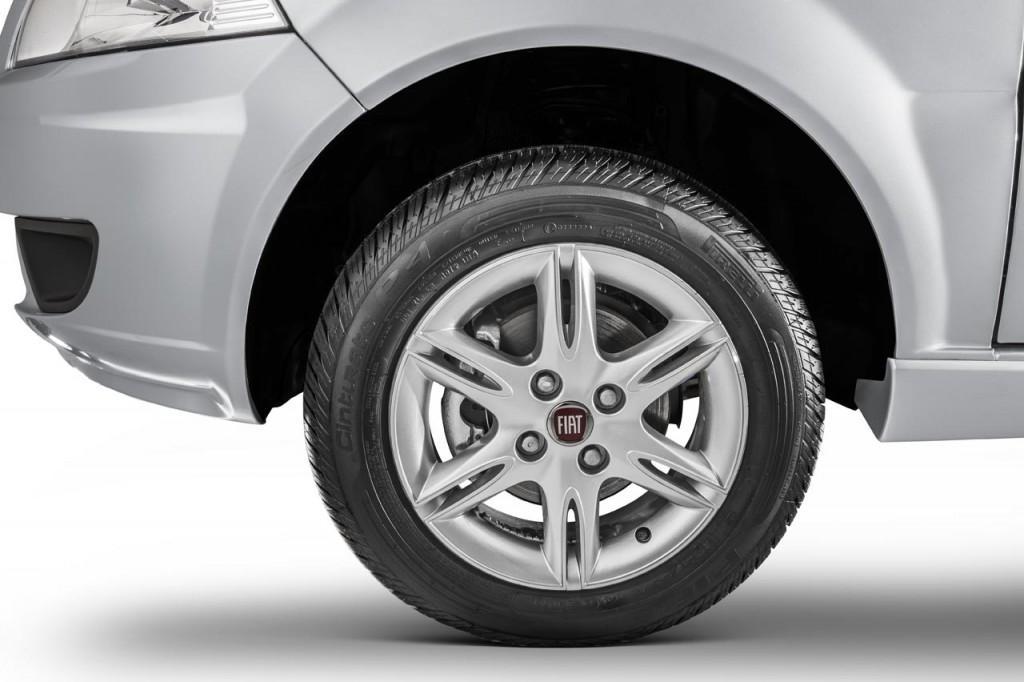 Fiat Siena 2017 - Rodas