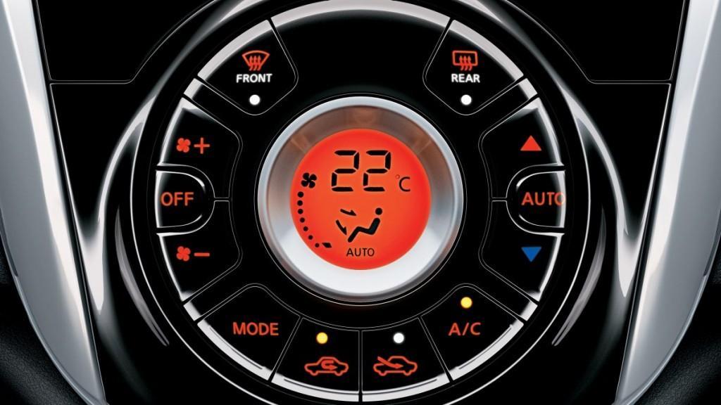Novo Versa 2017 - ar condicionado