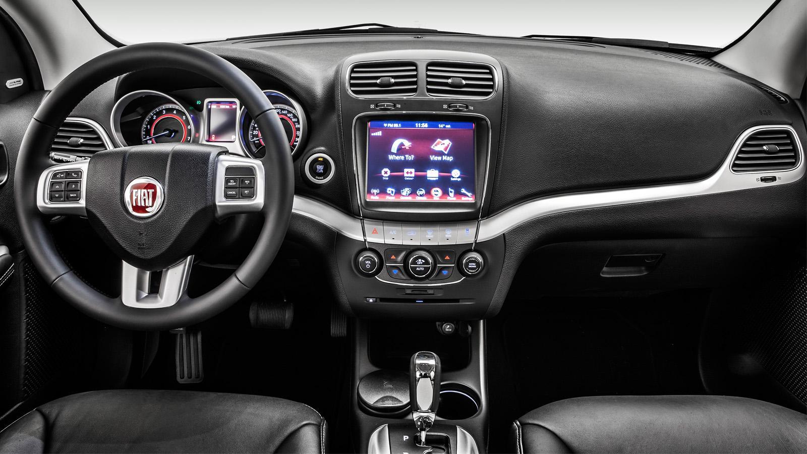 Novo Fiat Freemont 2017 Pre 231 O Consumo Ficha T 233 Cnica