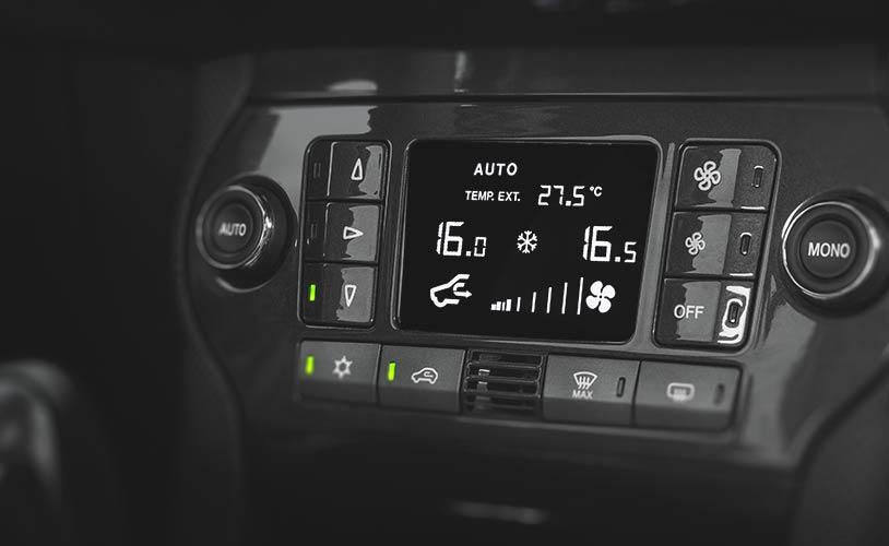 Fiat Bravo 2017 - Ar condicionado dual zone
