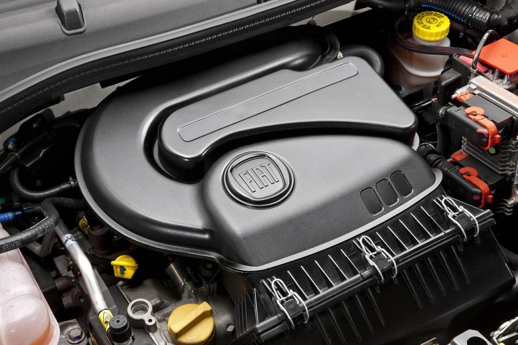 Fiat 500 2017 - motor e desempenho
