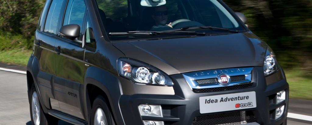 Novo Fiat Idea 2017 - Preço