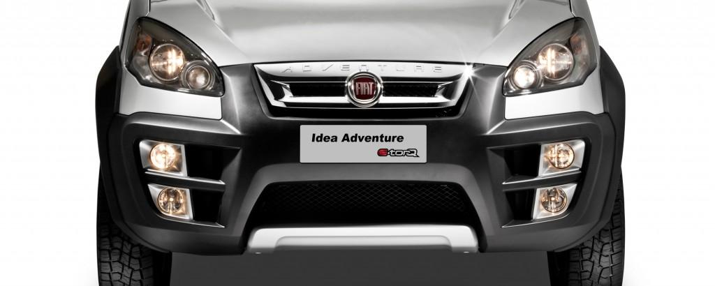 Novo Fiat Idea 2017 - Ficha Técnica