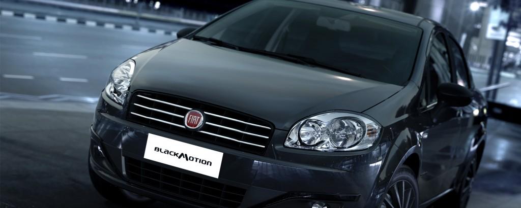 Fiat Linea 2017 - BlackMotion