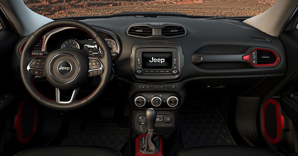 Novo Jeep Renegade 2017 - Preço, Consumo, Ficha Técnica ...