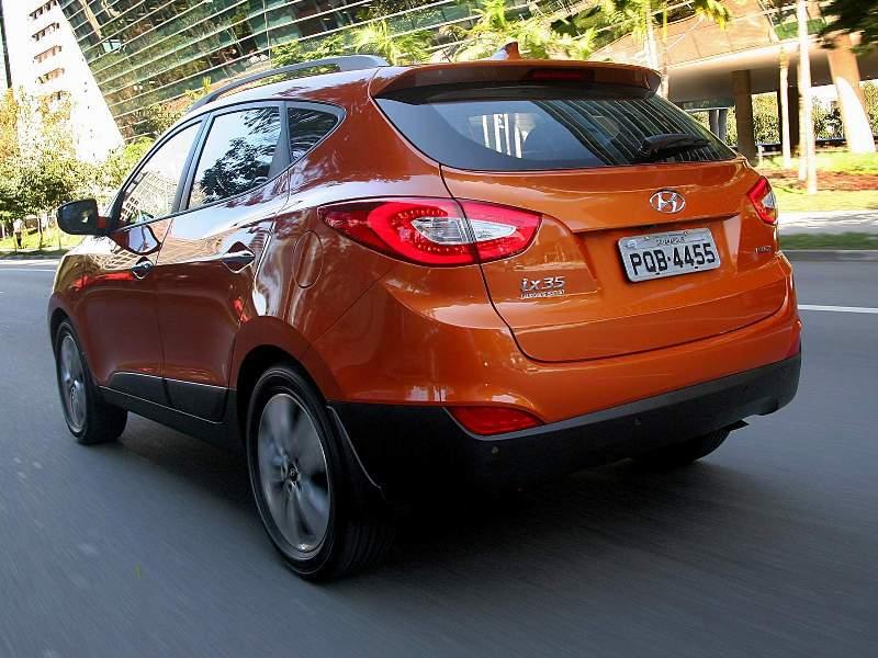 Hyundai Ix35 2017 - Preço