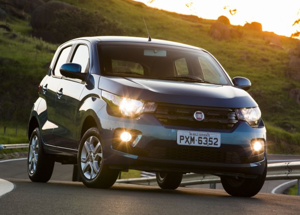 Novo Fiat Mobi 2017 - Avaliação, Itens de Série, Novidades