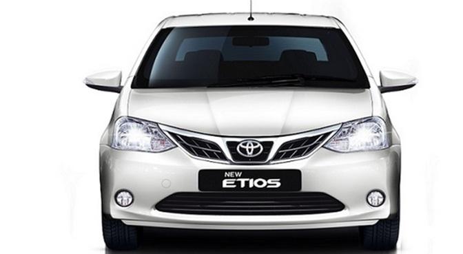 Novo Toyota Etios 2017 - Consumo
