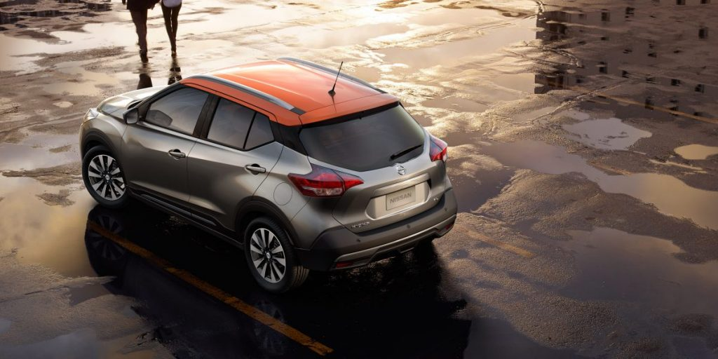 Nissan Kicks 2017 - Valor