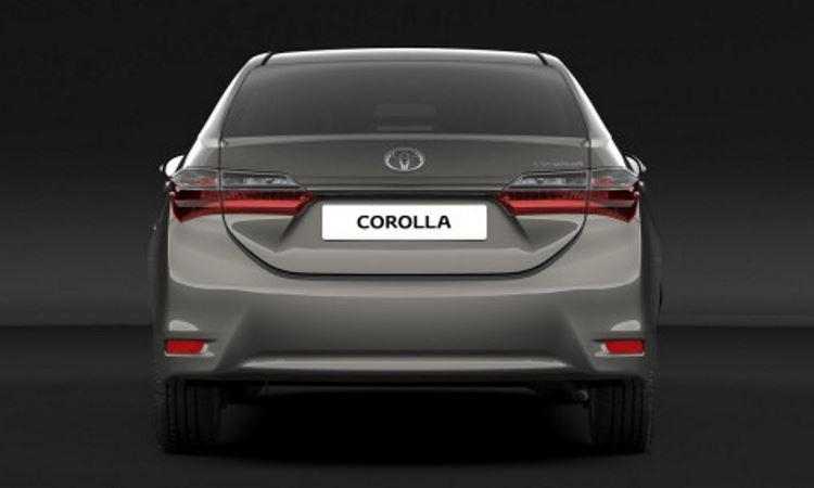 Novo Corolla 2017 - Consumo
