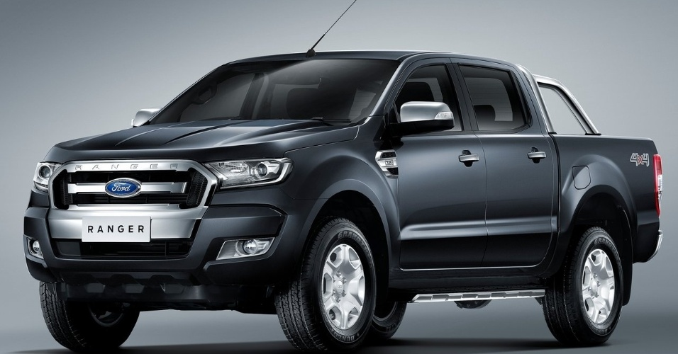 Ford Ranger Limited 2017 valor