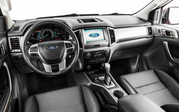 Nova Ranger Limited 2017 Interior