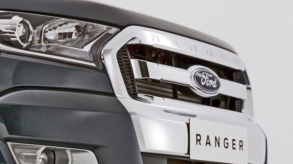 Ford Ranger Limited 2017 - Automático