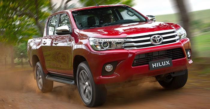 Hilux 2017 4x4 Diesel