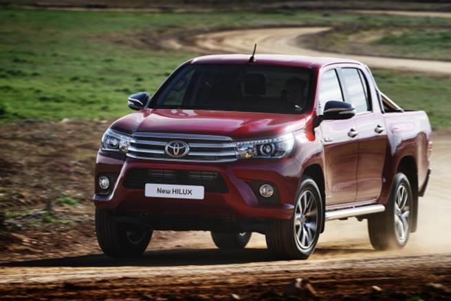 Nova Toyota Hilux 2017 - Preço