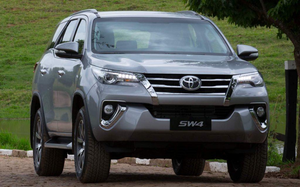 Toyota Hilux SW4 2017 - Diesel