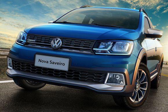 Volkswagen Saveiro 2017 - Motor e desempenho