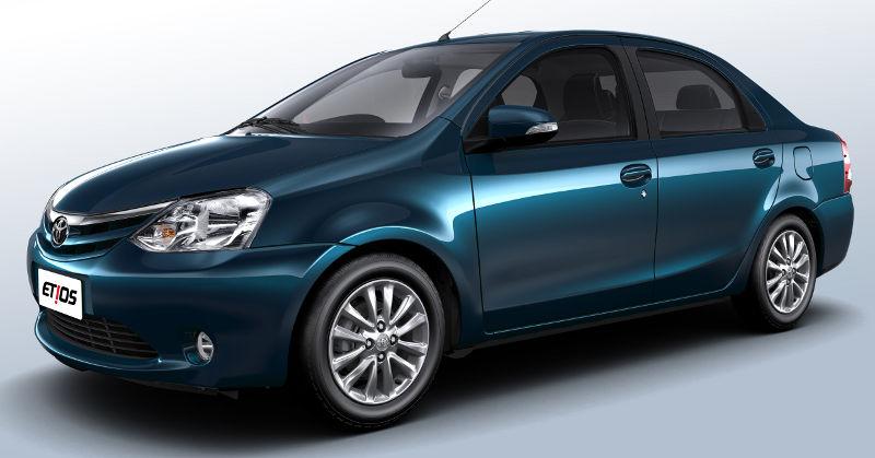 Novo Toyota Etios 2017 - Preço, Consumo, Ficha Técnica, Avaliação, Fotos