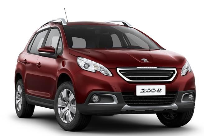 Novo Peugeot 2008 2017 - Avaliação
