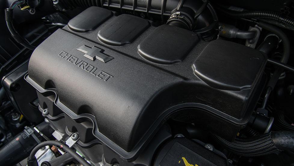 Chevrolet Cobalt LTZ 2017 Ficha Técnica