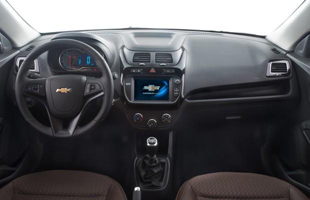 Chevrolet Cobalt LTZ 2017 Interior