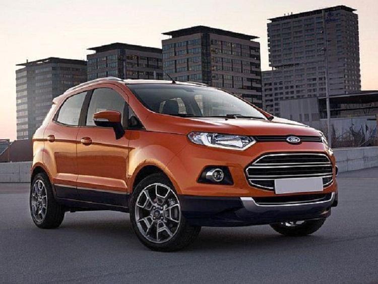 Ford Ecosport 2017 Titanium - Valor