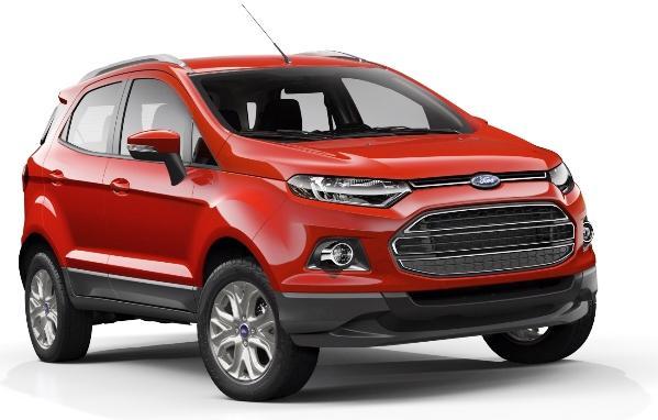 Ford Ecosport 2017 Titanium, Automática, Completa, Preço, Fotos, Consumo