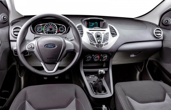 Novo Ford Ka 2017 Fotos
