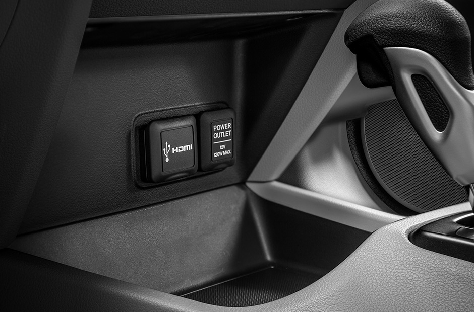 Novo Honda Civic LXR 2017 - itens de série