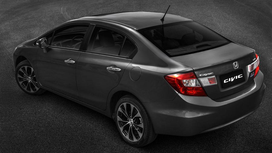 Honda Civic LXR 2017 - Completo