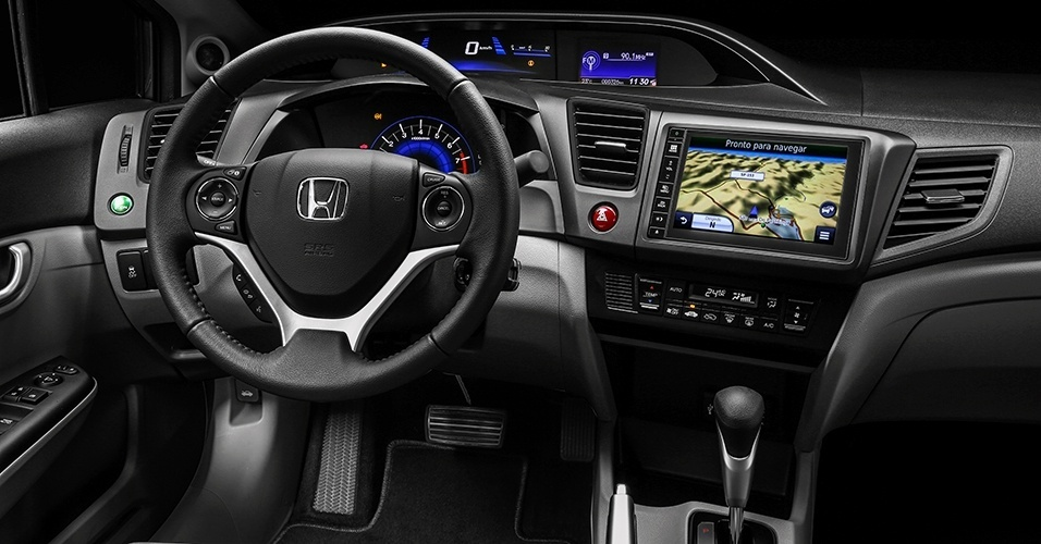 Civic ou Jetta 2017 - Interior