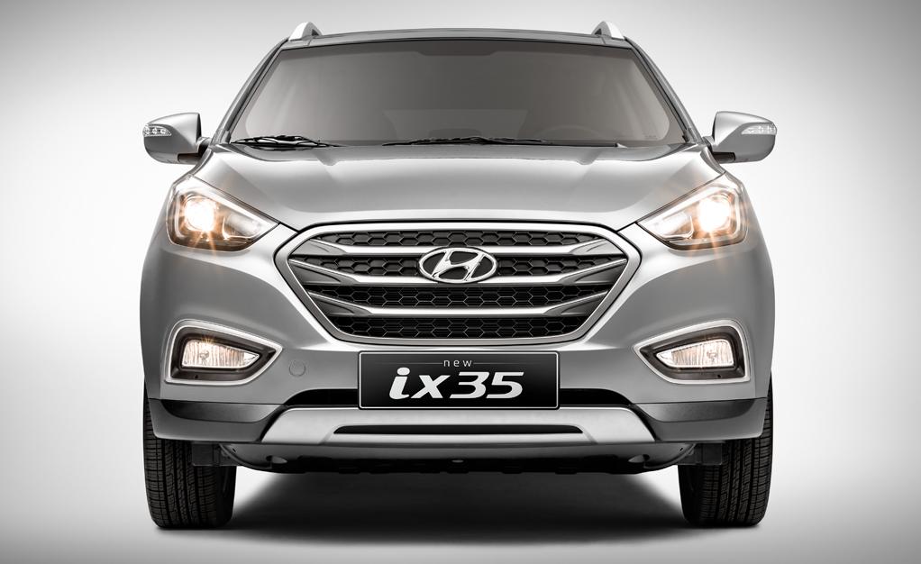 Hyundai Ix35 2017 - Automático