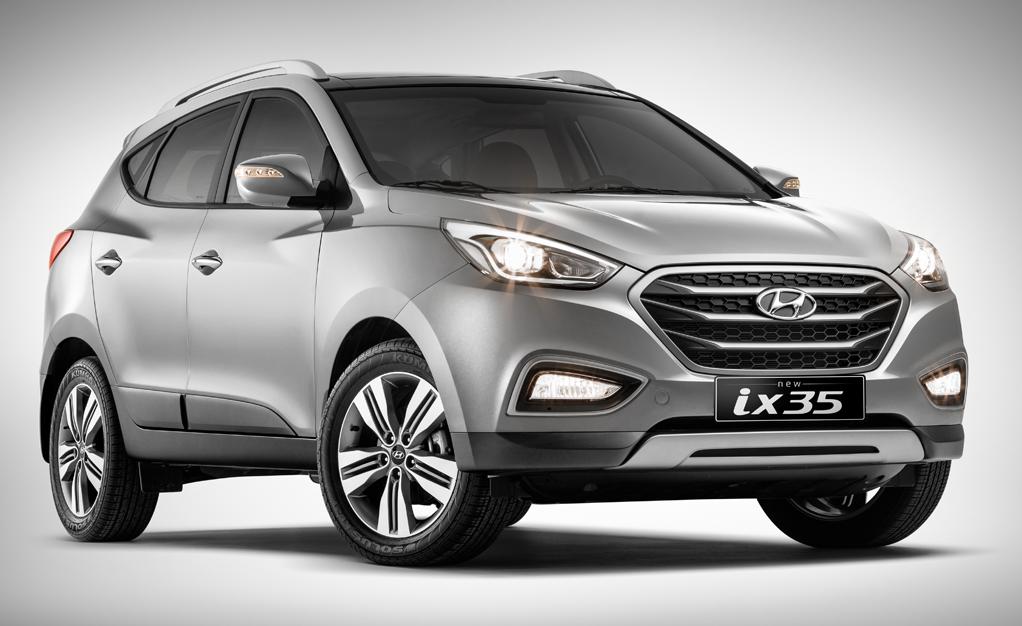 Hyundai Ix35 2017 - Valor