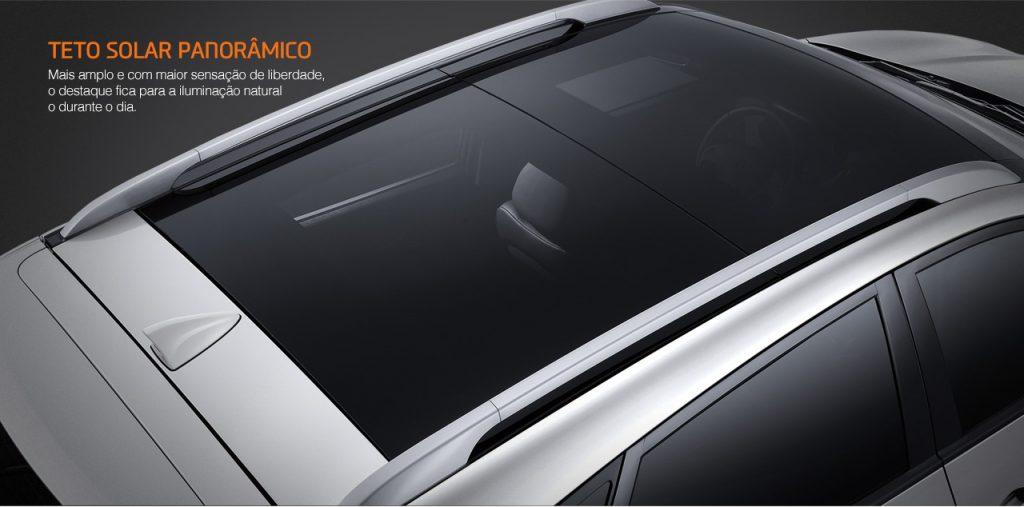 Hyundai Ix35 2017 - teto solar
