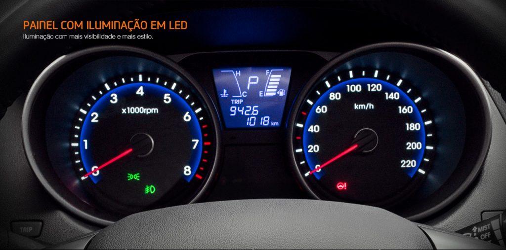 Hyundai Ix35 2017 - painel