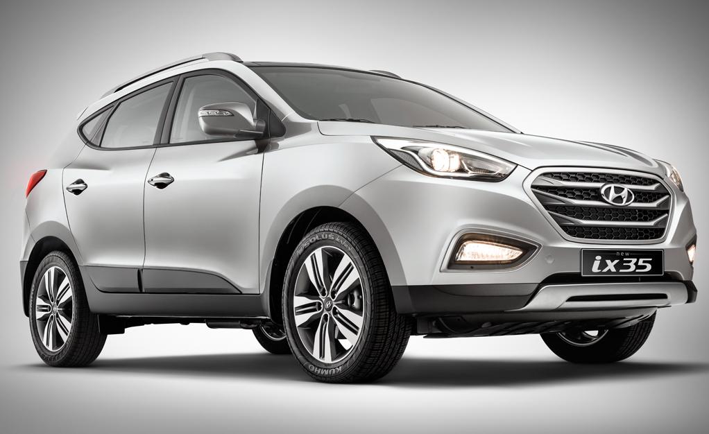 Hyundai Ix35 2017 - Automático, especificações, Interior, Teto Solar, Fotos