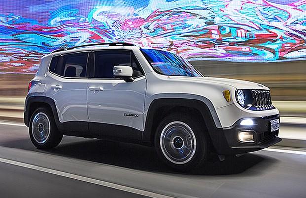 Jeep Renegade Longitude 2017 - Diesel, Preço, Completo, Consumo, Fotos
