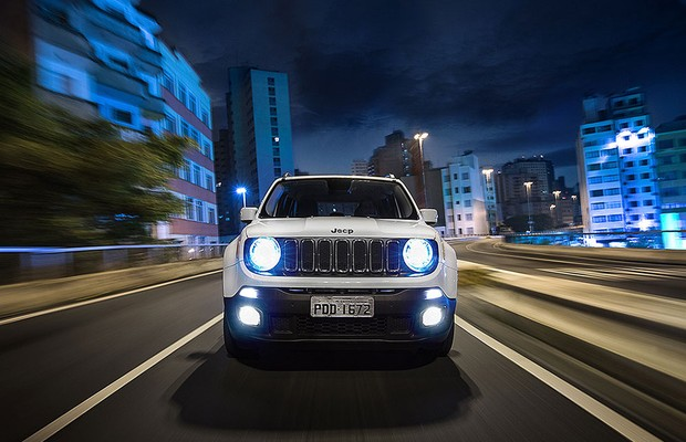 Jeep Renegade Longitude 2017 - Preço
