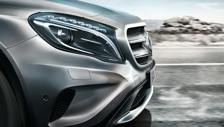 Novo Mercedes GLA 200 2017 - Valor