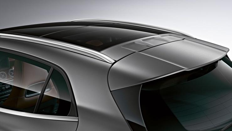Novo Mercedes GLA 200 2017 - teto solar