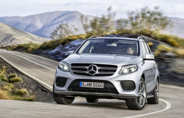 Mercedes GLE 350 2017 - Ficha Técnica, Consumo
