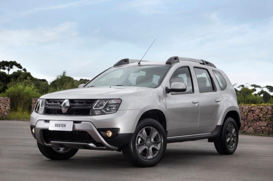 Renault Duster Dynamique 2017 - avaliação